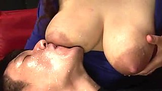 Ayaka Ichiki-Busty Young Mother's Milk Class clip3