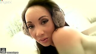 Katsuni shows the best boobs I have ever seen before