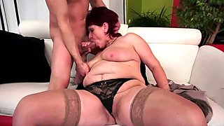 Lusty Grandmas Hot Fuck Compilation