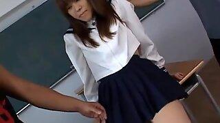 School porn with nasty Yume