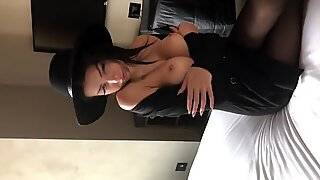 Great Blowjob Leads To Surprise. Here She Is: