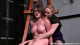 lezzy Taylor Hearts extreme indignity and punishment bondage & discipline of young blon