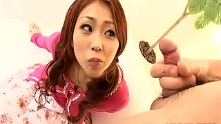 Blowjob goddess Saki Kozakura is screwed