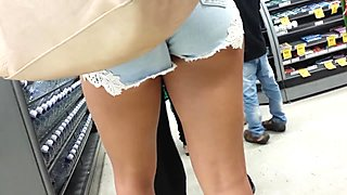 Bare Candid Legs - BCL#078