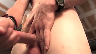 Amateur gay older men fuck boys bareback He got down from the truck