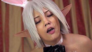 Blowjob Mizuna Rei