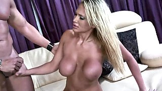 Alanah Rae enjoys getting her moist pussy pulverized