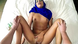 Girl girl arab Anything to Help The Poor
