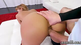 Amateur blonde big tits milf fucking Hot Milf Fucked Delivery Guy