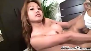 Cute Asian Ladyboy Dount Solo. asian cumshots asian swallow japanese chinese