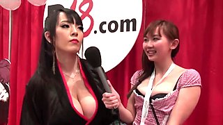 Hitomi Tanaka & Harriet Sugarcookie