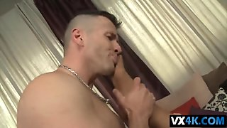 Busty Angelica Black Pussy Filled By Big Dick