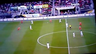 Chile 7 - 0 Mexico