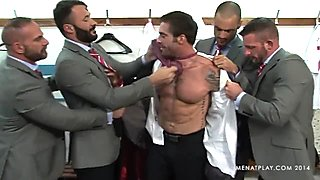 The Game - Jake Genesis, Issac Jones, Wilfried Knight, Samuel Colt & Morgan