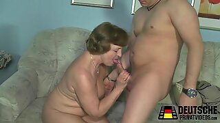 Old lady gets fucked