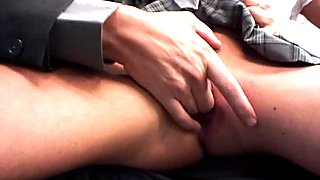 Messy afterschool fuck