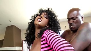 Lexington Steele Blown and Titty Fucks Layton Benton