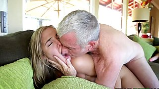 Blair Williams pussy fucked hard by Mr Crew