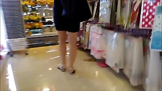 SG public tight skirt 6