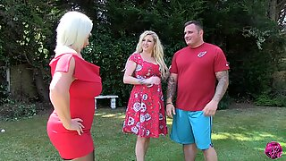 LACEYSTARR - Settling a Bet with Loula Lou