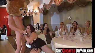 17  Hot sluts caught fucking at club 100