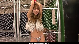 curvy aizawa ren loves it in the hairy pussy and ass - more at pissjp com