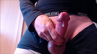 My solo cum compilation 9 (15 big thick loads)