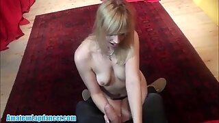 Lapdance for big cock