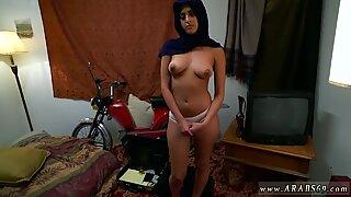 Arab porn anal in the ass Took a splendid Refugee home.