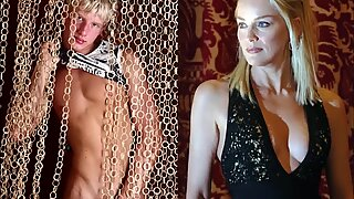Slideshow - Just the Boy for Me (CFNM Cougar MILF Romance)