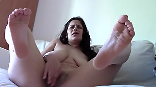 After Work Masturbation