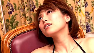 Yuko Shiraki in Wifes First Fuck part 2.2
