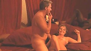 Cute Wife Kimberly Wants To Fuck Stranger In Front Of Her Husband Michael
