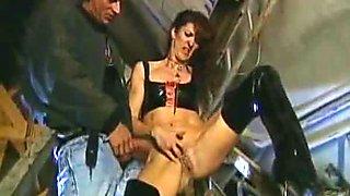 Favorite Piss Scenes -Denise La Bouche #1