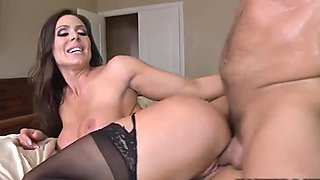 Kendra sucks and fucks another mans huge cock