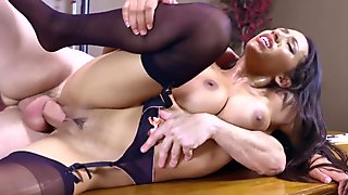 Brazzers - Priya Price gets pounded at work