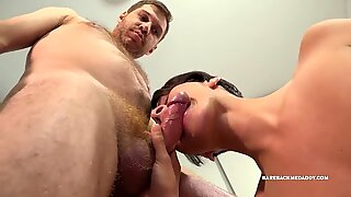 Daddy Andres Barebacks Young Dimitri