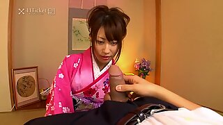 Yume Kato Takes Two Dicks (Uncensored JAV)