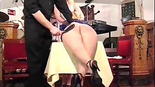 Best Of British Spanking 16 - scene 3