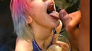 Annette Schwarz - Anal Cum and Crazy Teens