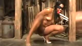 Bdsm Files 024  black ebony cumshots ebony swallow interracial african ghetto bbc