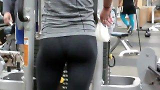 wow!!! beautiful ass 58 (gym)