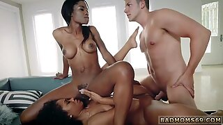 Thai threesome creampie Mothers Interracial Interaction - Mya Mays