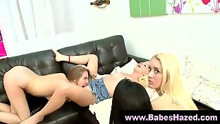 College lesbo teens lick and finger