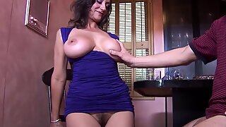 StepMom Waiting For Humiliation By Son