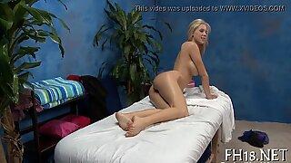 Asian massage episode