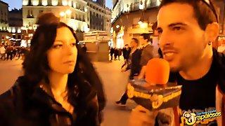 FULANAX.COM - Sara Moreno Edredoning con Siscu de GH