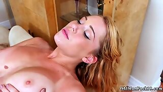 Old fat hairy xxx Frannkie And The Gang Tag Team A Door To Door Saleswoman