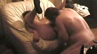 Horny Fat Chubby fuckfriend loves riding my cockl