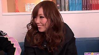 Megu Kamijo randomly fucked by dude - More at Slurpjp.com